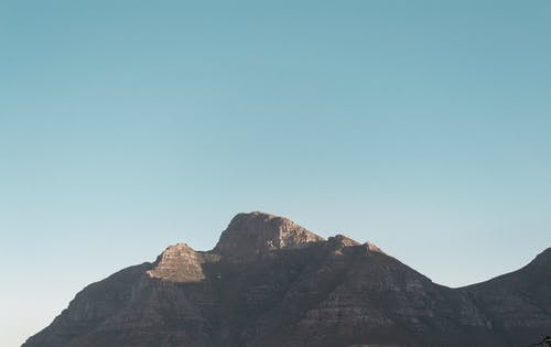 Free stock photo of Cape Town, mountain, signal hill, south africa