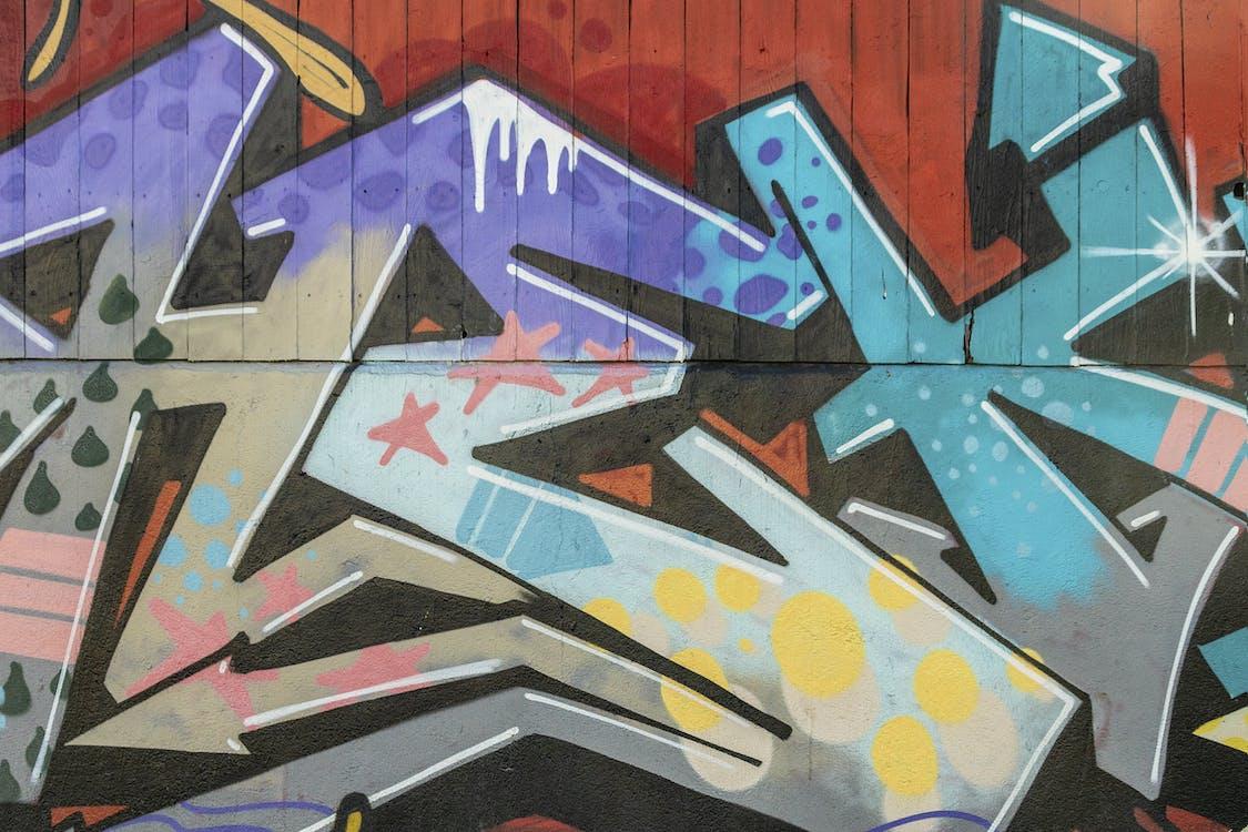 Imagine de stoc gratuită din graffiti, graffiti perete