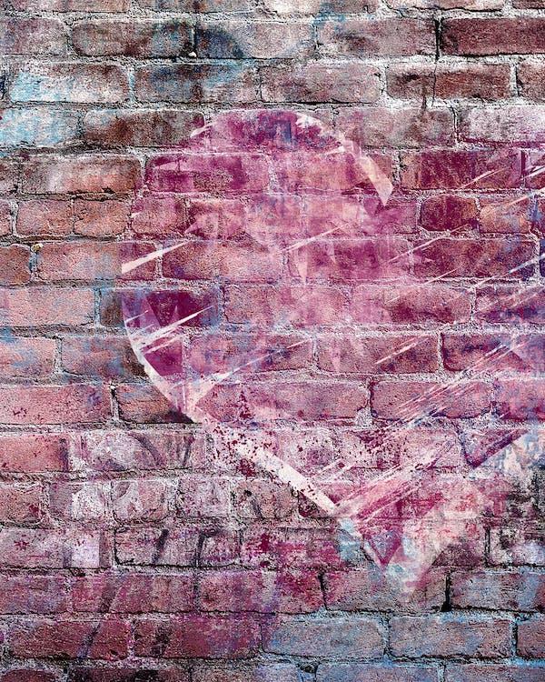 Imagine de stoc gratuită din cărămidă, graffiti, graffiti art
