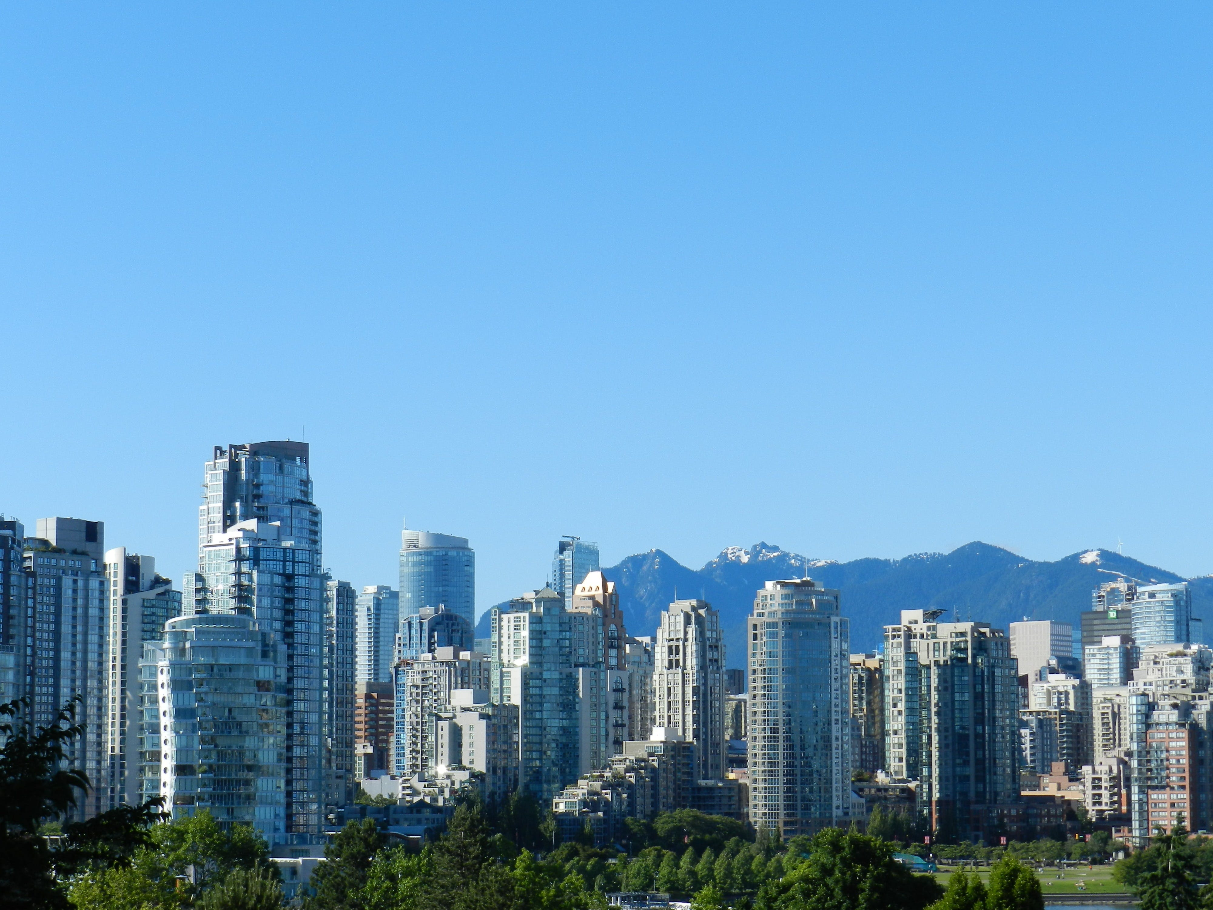 Free stock photo of apartments, british columbia, buildings, business