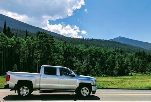 卡車, 山, 景觀, 風景 的 免費圖庫相片
