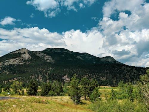 天空, 山, 景觀, 風景 的 免費圖庫相片