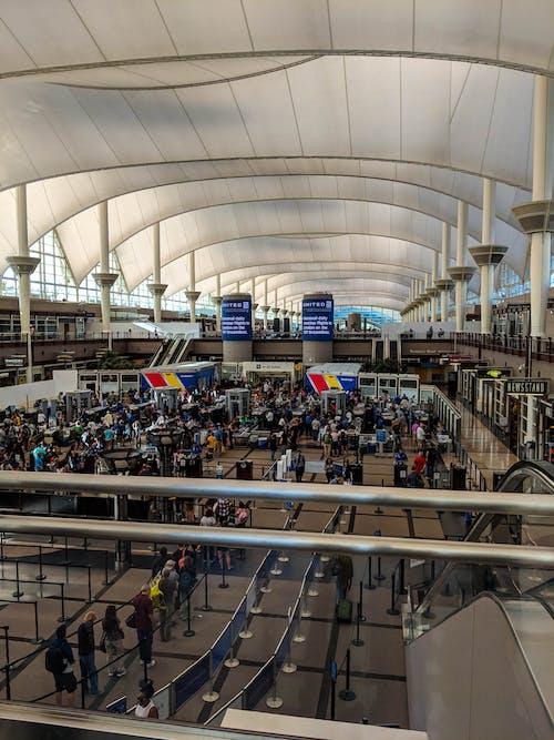Gratis arkivbilde med flyplass