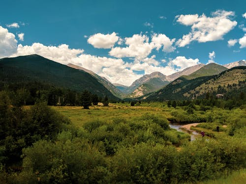 山, 山谷, 景觀, 風景 的 免費圖庫相片