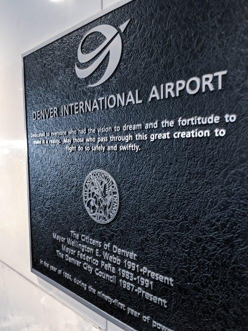 標誌, 符號, 象徵, 飛機場 的 免費圖庫相片