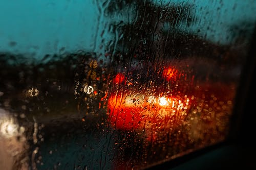 Free stock photo of art, automobiles, colors, drizzle