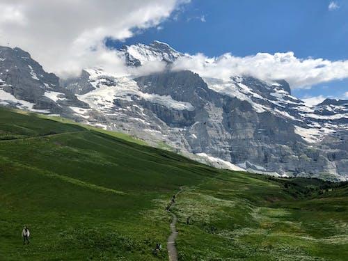 Gratis lagerfoto af alpin, bakke, bjerg, bjergtinde