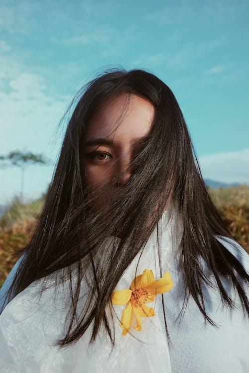Ilmainen kuvapankkikuva tunnisteilla aasialainen nainen, henkilö, hiukset, kansi