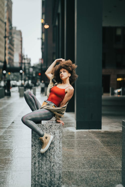 アダルト, グラマー, シティ, スタイルの無料の写真素材