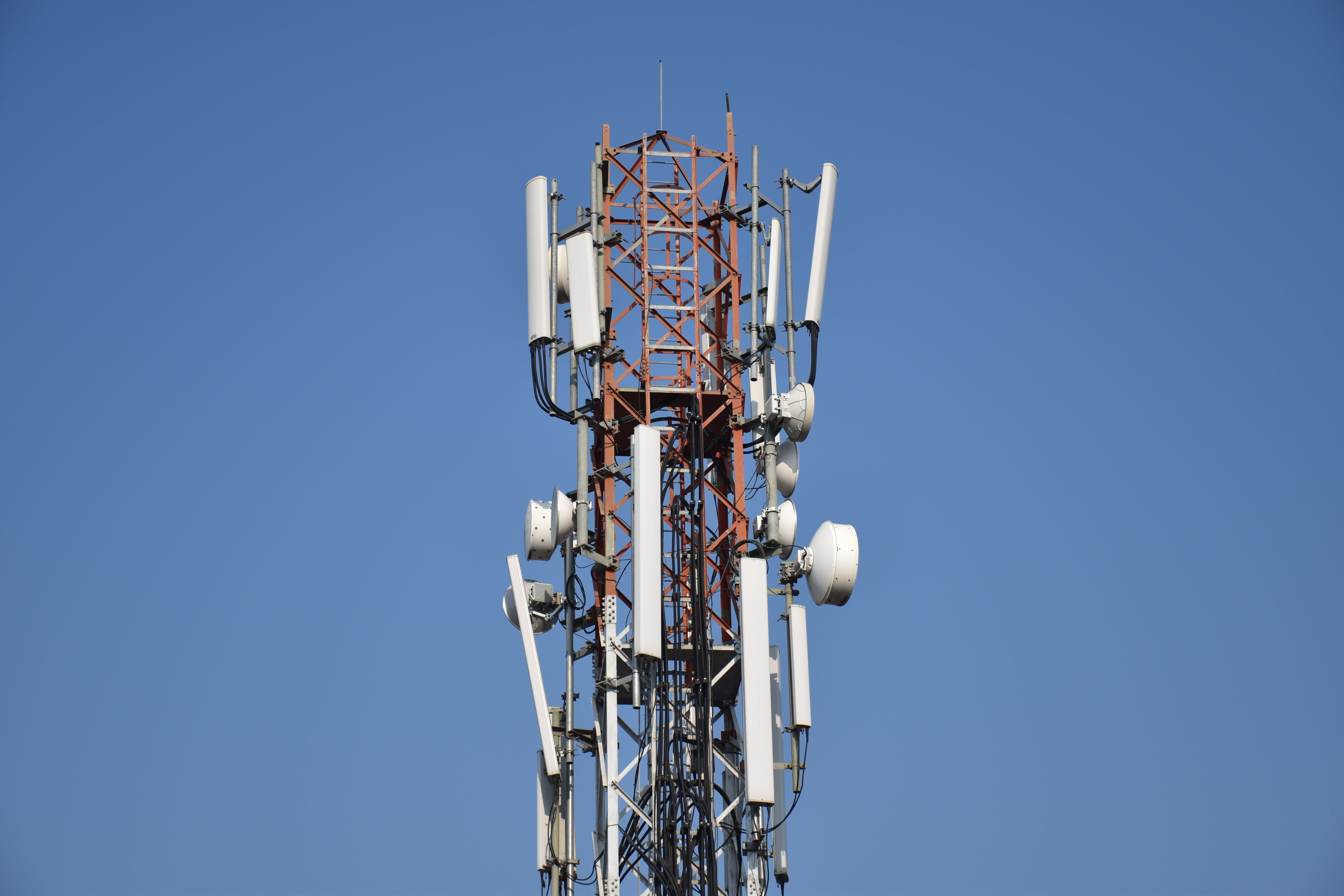 Free stock photo of tower, communication, mobile, antenna