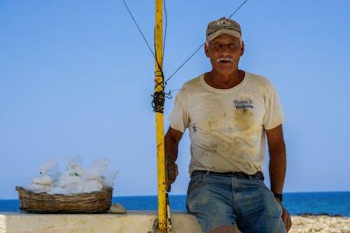 gozitanian, gozo, ihtiyar adam, insanlar içeren Ücretsiz stok fotoğraf