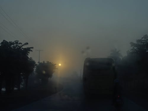 Ingyenes stockfotó ködös témában