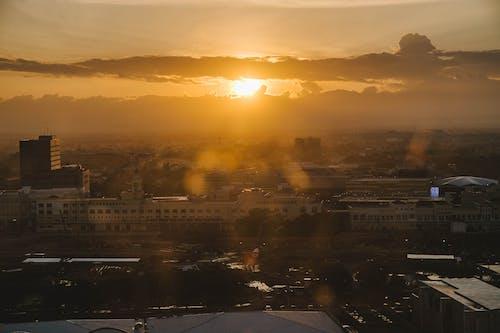 Ingyenes stockfotó gyönyörű naplemente, naplemente témában