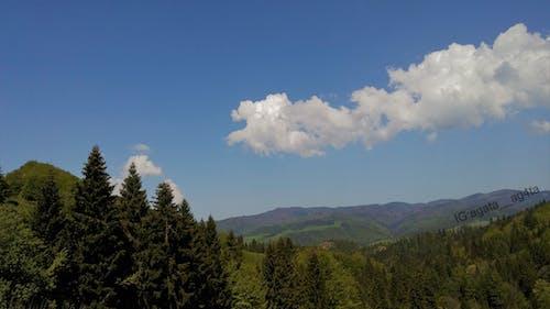 Gratis arkivbilde med avslappende, beskidy, blå himmel, fjell