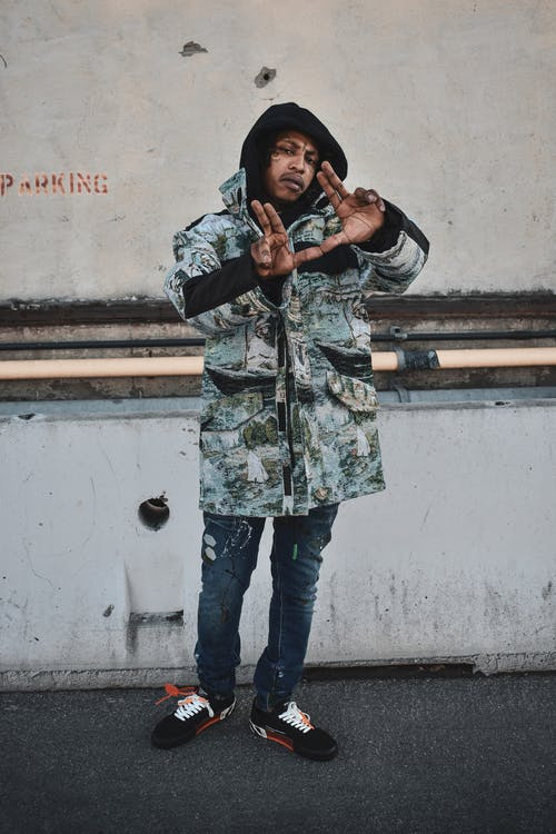 Free stock photo of HipHop, model, off-white
