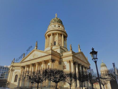 Gratis arkivbilde med berømt, berømt landemerke, berømt sted, gendarmenmarkt
