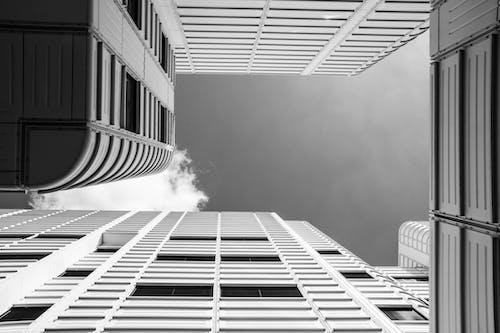 Foto profissional grátis de arquitetura, arranha-céu, céu, cidade