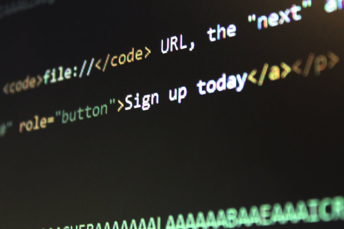codificando, código, código fuente