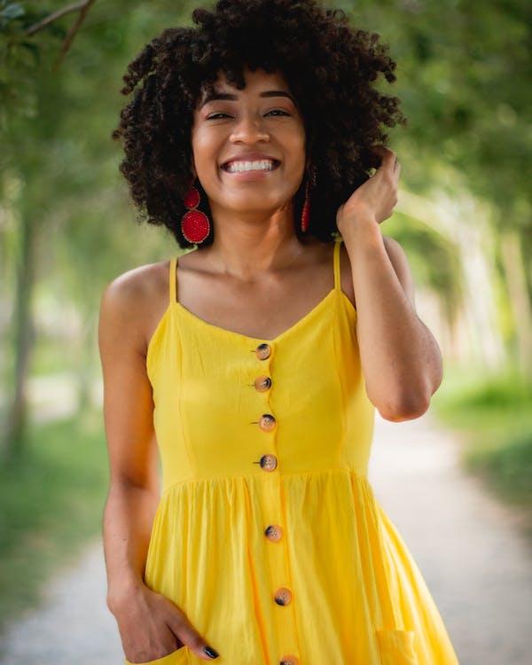 afrikai lány, afrikai nő, afro-amerikai