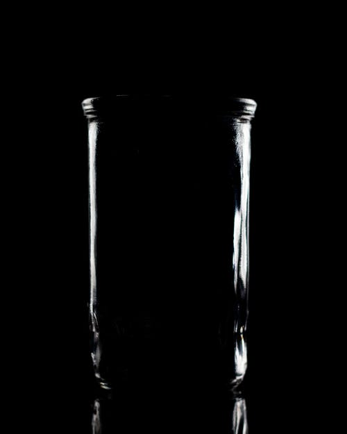 Free stock photo of dark background, glass