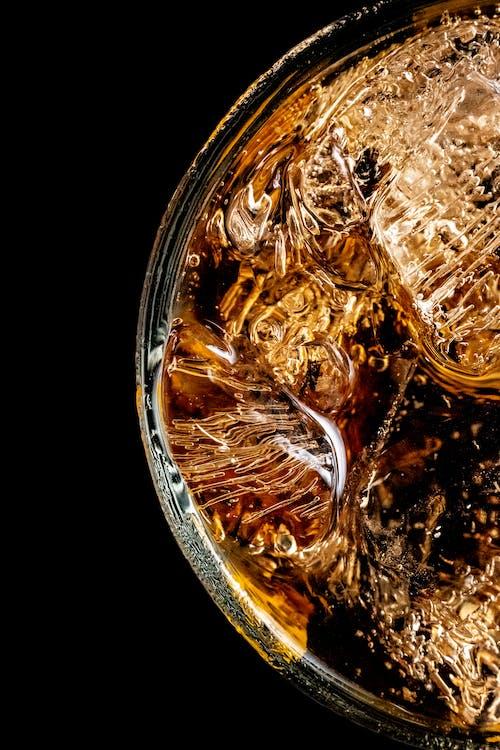 冰, 冷, 冷冰冰, 可口可樂 的 免费素材照片