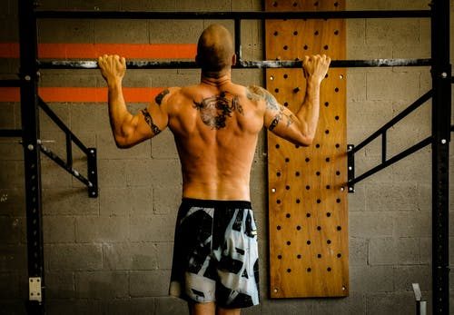 Free stock photo of back, crossfit, crossfit training, crossfit workouts