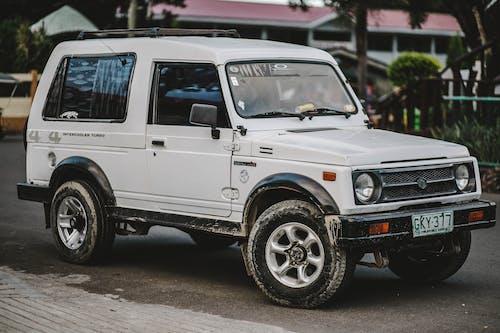 Ingyenes stockfotó klasszikus autó, suzuki témában