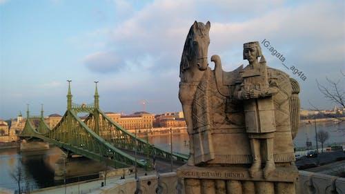 Gratis arkivbilde med bro, Budapest, budapest utsikt, budapeszt