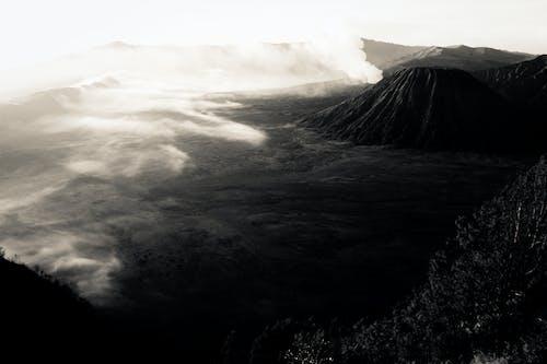 Photos gratuites de indoensia, mont bromo, volcan