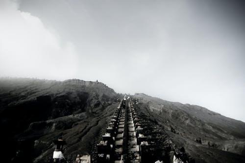 Photos gratuites de indoensia, mont bromo, volcanique