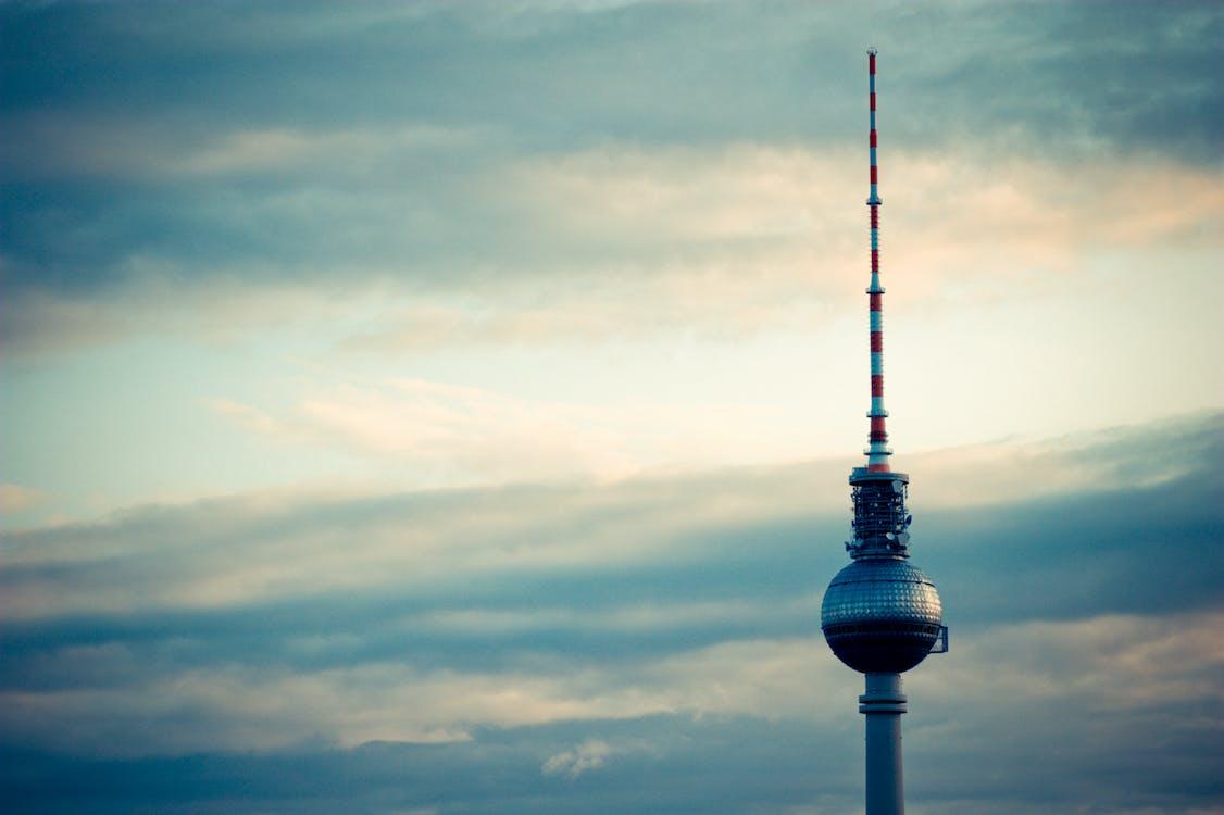 กรุงเบอร์ลิน, หอส่งสัญญาณโทรทัศน์