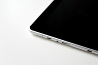 smartphone, desk, notebook