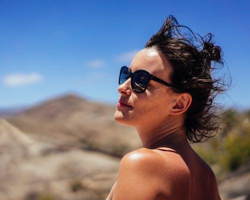 休閒, 假日, 假期, 墨鏡 的 免費圖庫相片