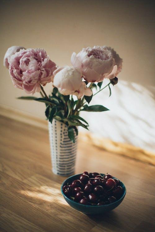 Fotos de stock gratuitas de bol, bol de fruta, cerezas, chucherías