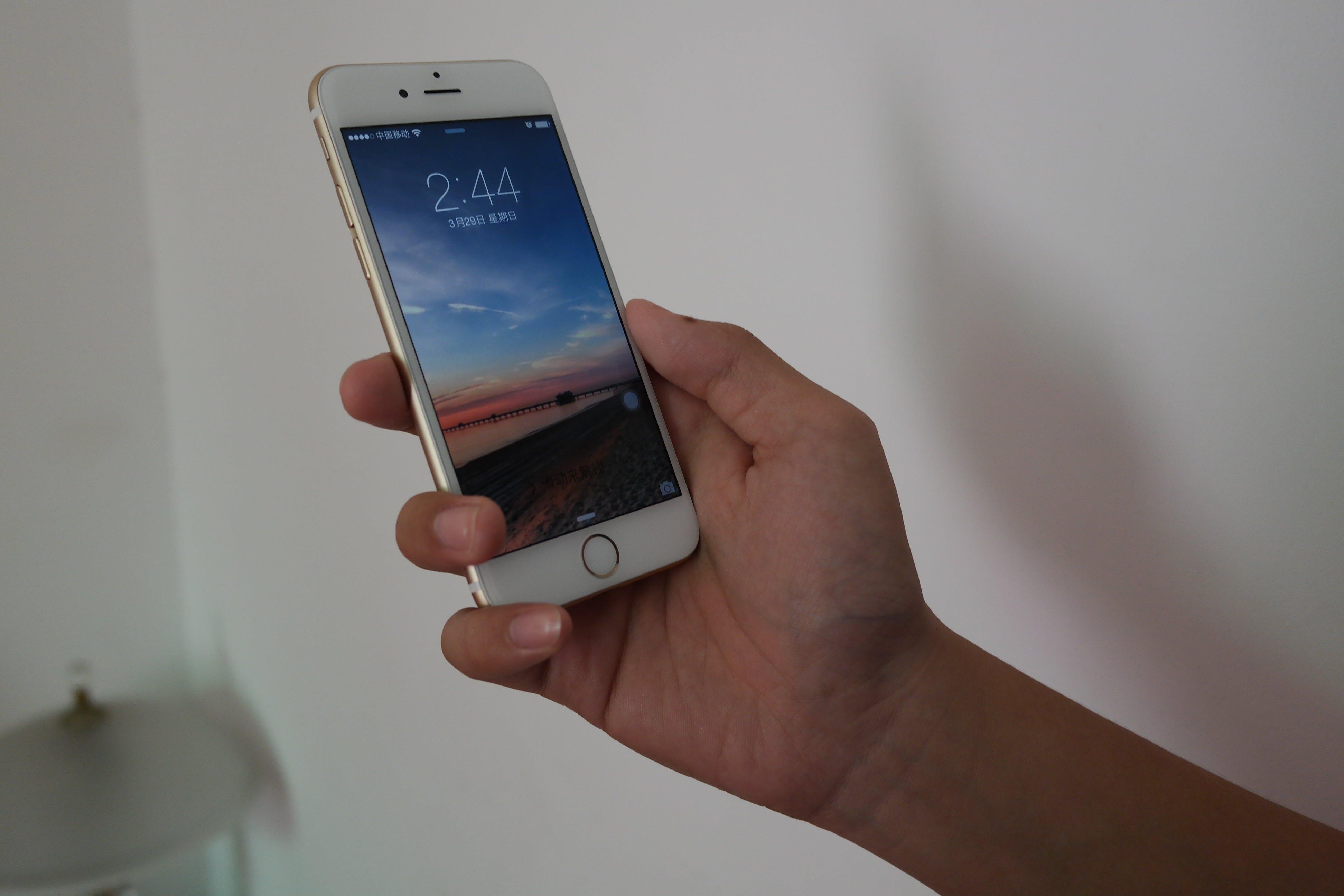 Free stock photo of apple, iphone, honeycomb, iOS
