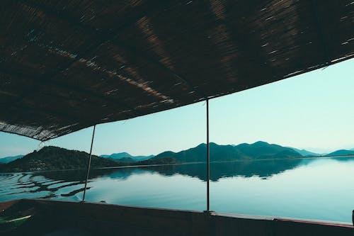 Základová fotografie zdarma na téma černá hora, cesta, člun, jezero