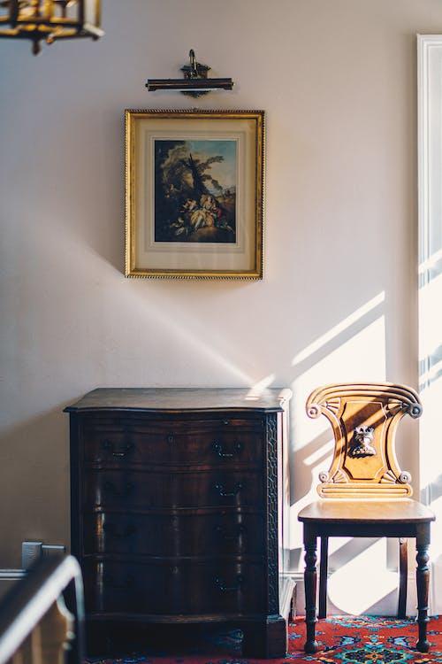 Kostnadsfri bild av interiör, möbel, rum, skåp