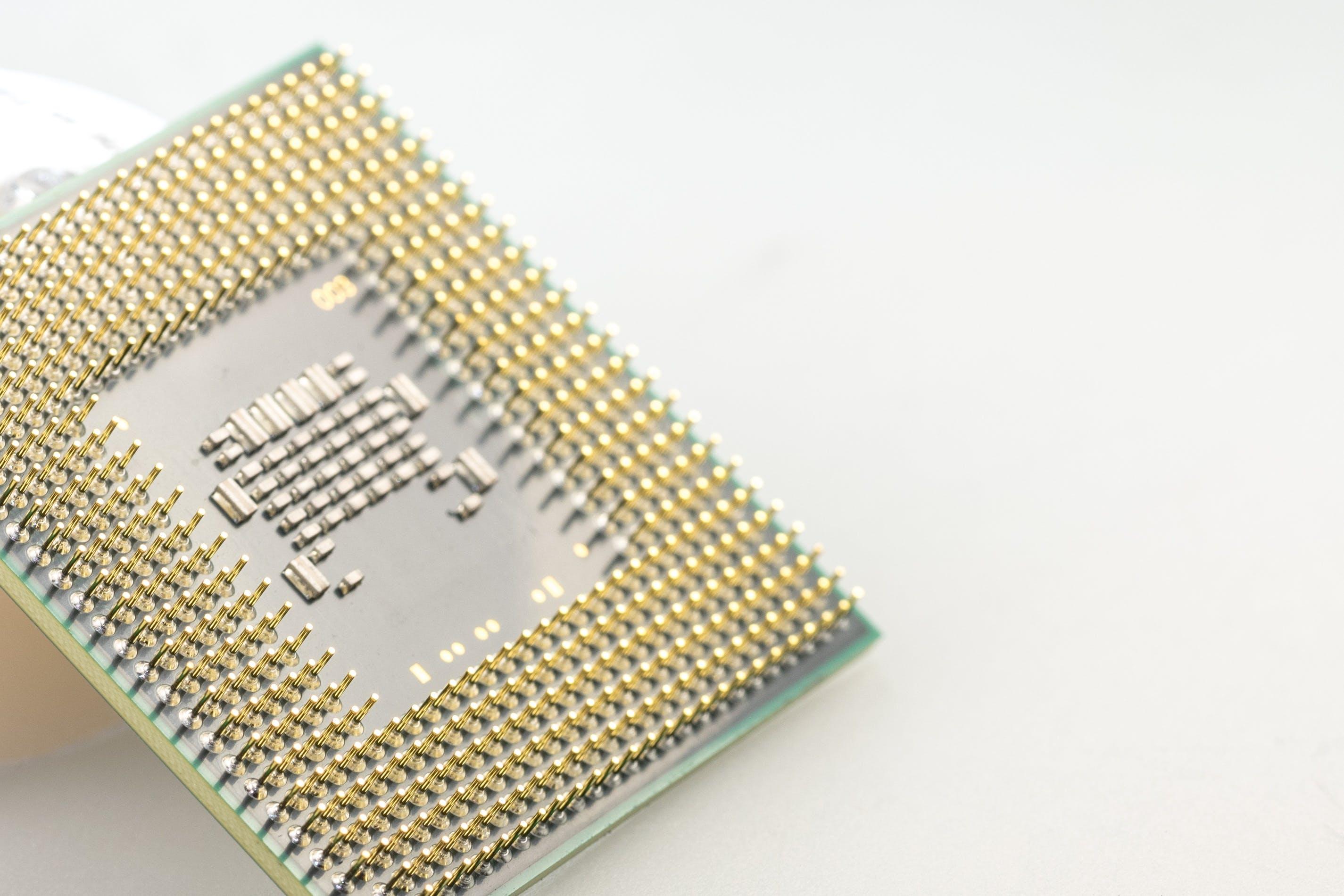 Kostenloses Stock Foto zu brett, chip, computer, daten
