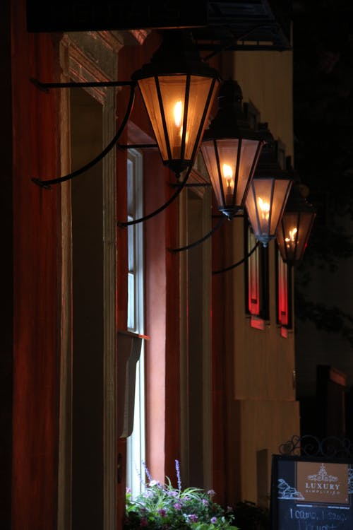 Photos gratuites de lampes à gaz