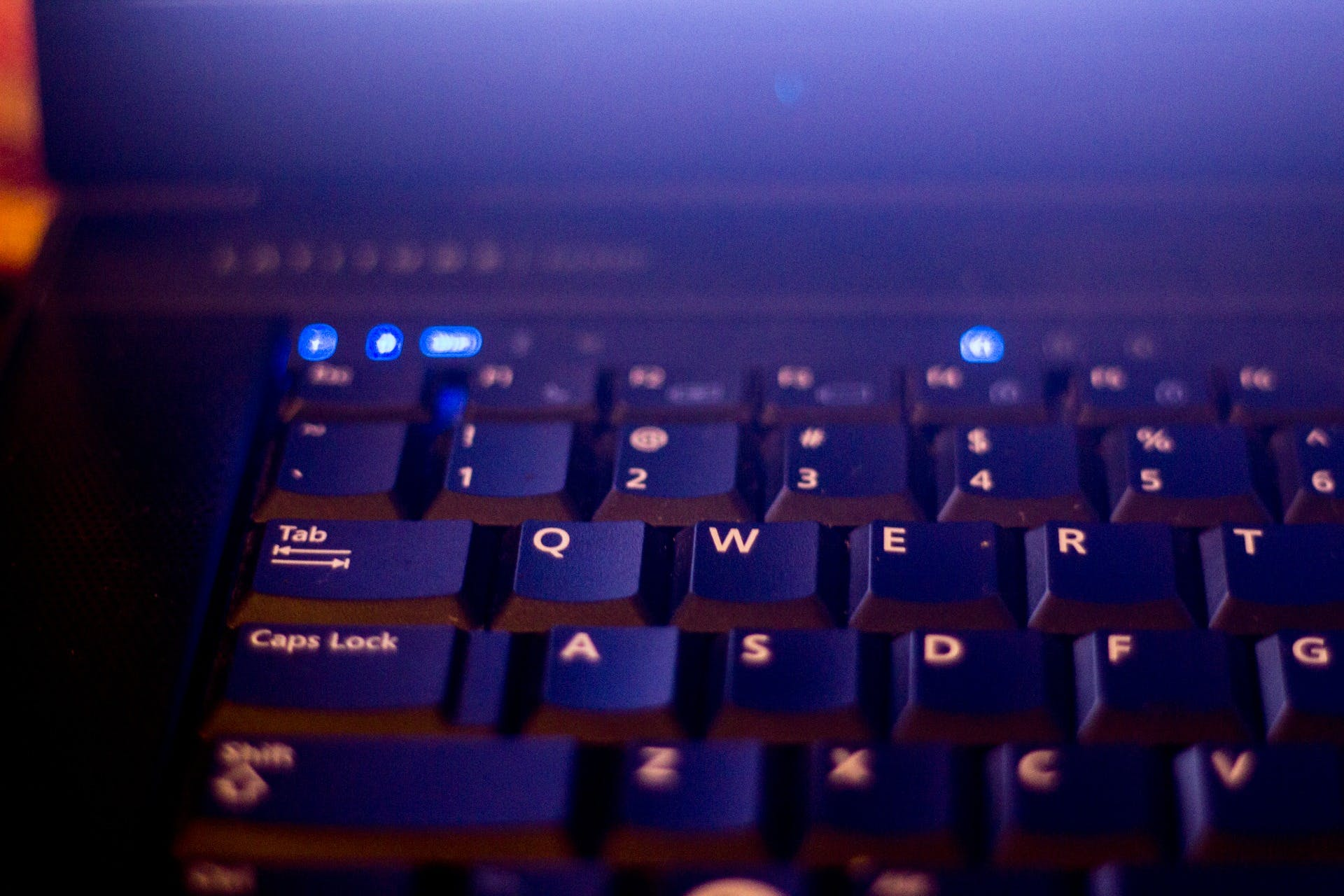 Free stock photo of laptop, notebook, internet, typing