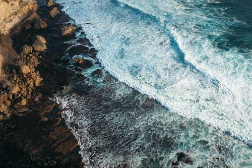 Imagine de stoc gratuită din apă, Bali, bolovani, coastă