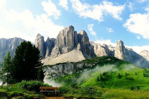Ilmainen kuvapankkikuva tunnisteilla idyllinen, kivet, korkea, laakso