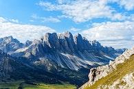 landscape, nature, mountain