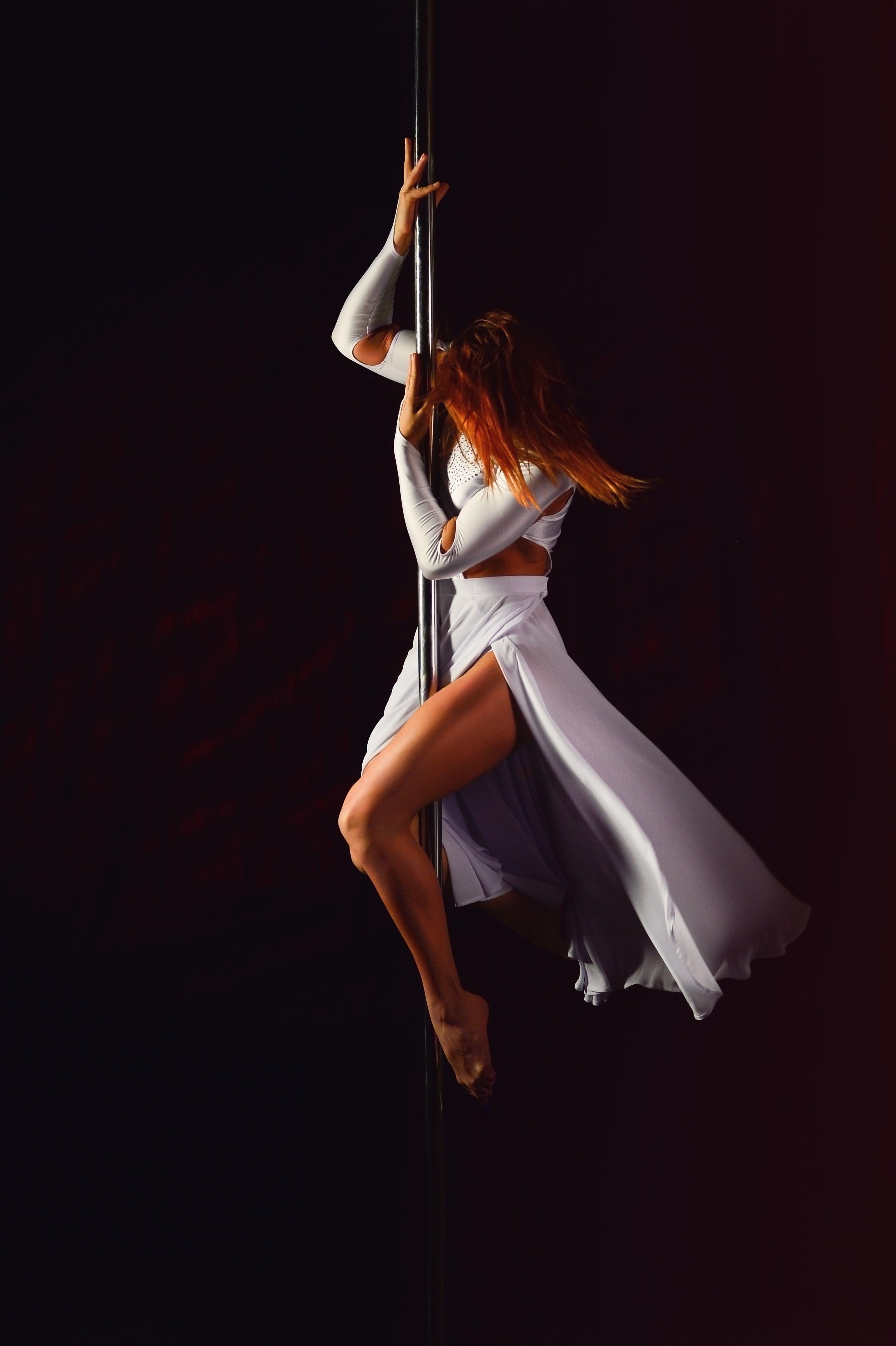 Gratis lagerfoto af balance, dame, dans, danser