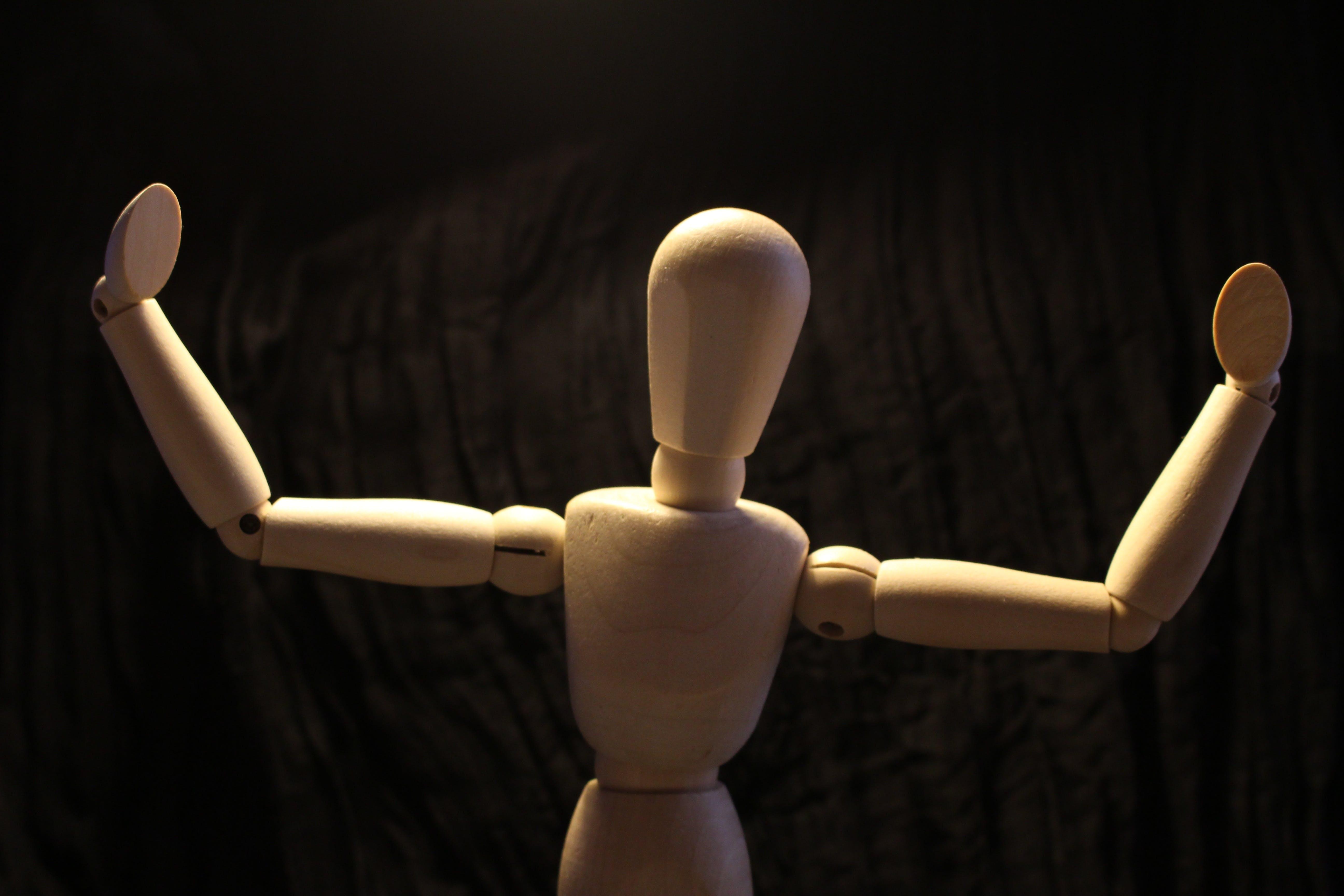 Free stock photo of wood, art, movement, dance