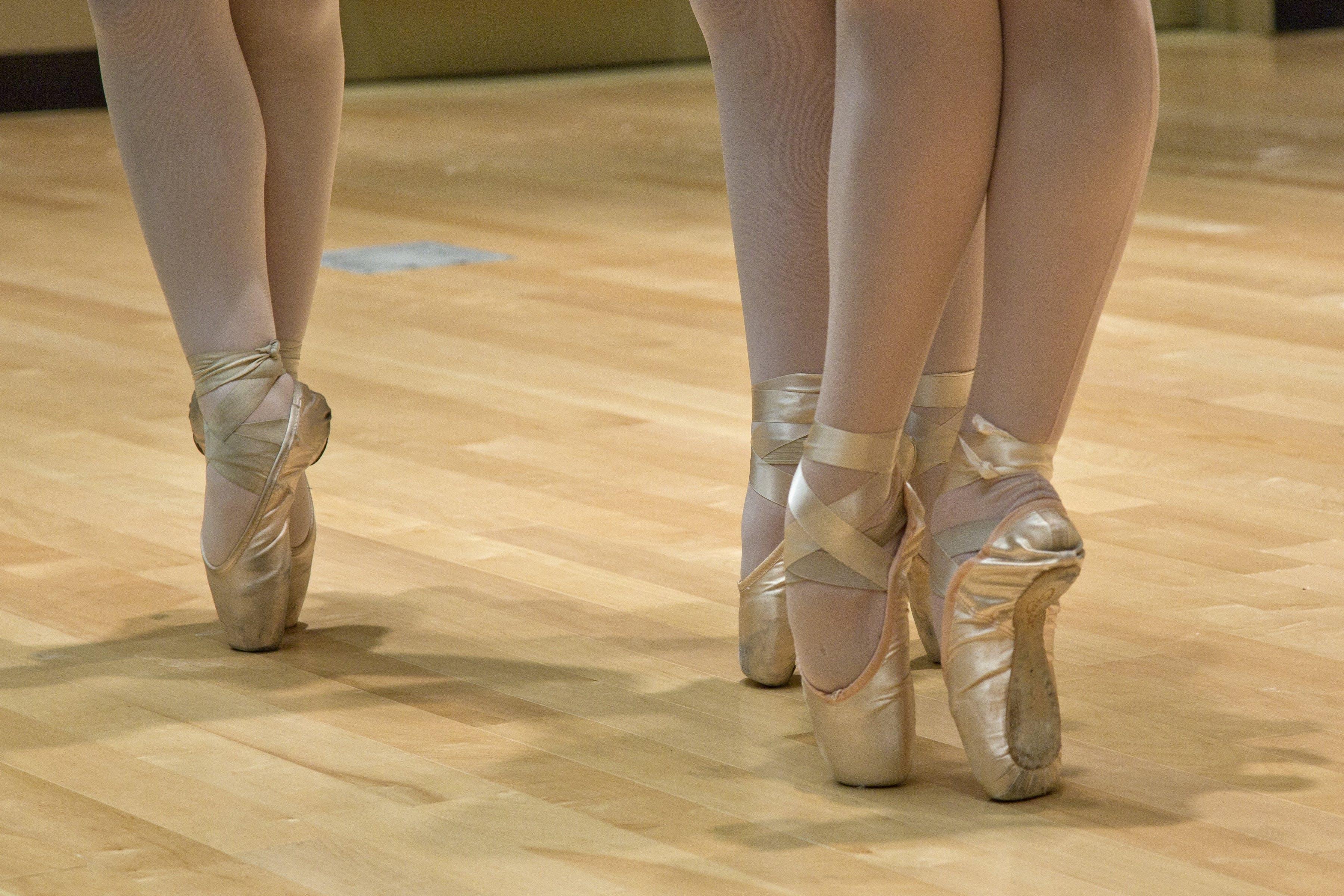 Free stock photo of balance, ballerina, ballet shoes, dance