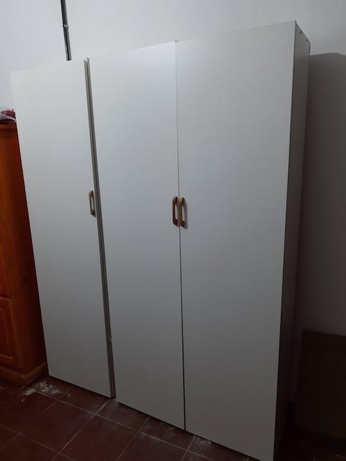 Foto d'estoc gratuïta de armari, arquitectura, blanc, clareja