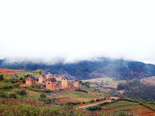 Free stock photo of beautiful landscape, cloud, madagascar