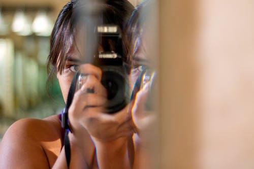 Δωρεάν στοκ φωτογραφιών με αντανάκλαση, καθρέφτης