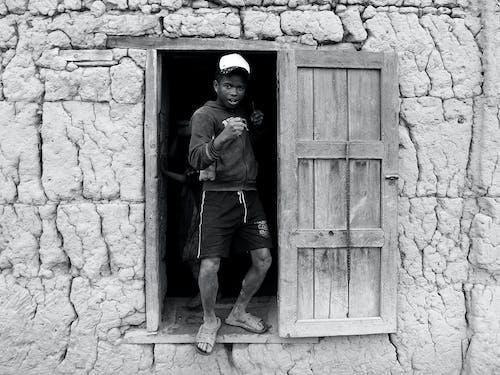 人, 傳統, 房屋, 马尔加什 的 免费素材照片